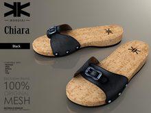 Chiara :: Woman Shoes :: Black :: {kokoia}