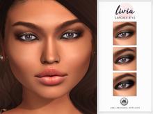 LIVIA Smoky Eye [AK-Akeruka Appliers]