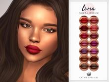 LIVIA Nora Lipstick [Catwa Appliers]