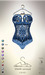 [sYs] KINARI swimsuit  (body mesh) - blue