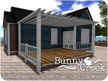 .:.Bunny Creek.:. Alderley Linden Home Rear Deck