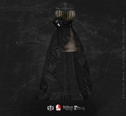 Goth1c0: Steampunk Dress - Brown