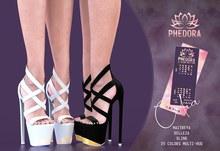 Phedora ~ Celia heels {ADD ME <3}