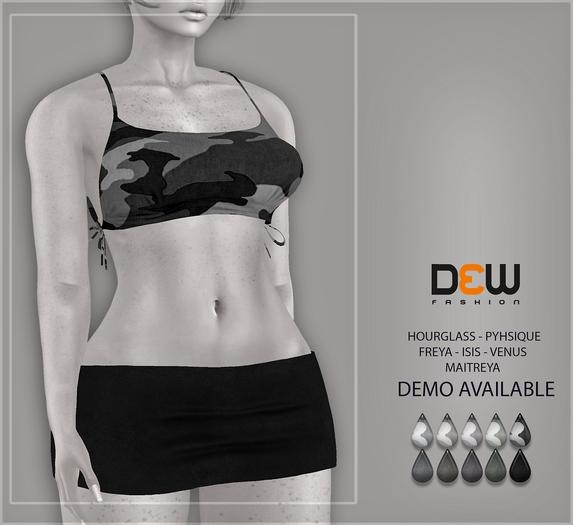 """DEW"" Liv outfit demo"