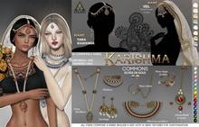 .a. Karishma . Earrings {Silver}