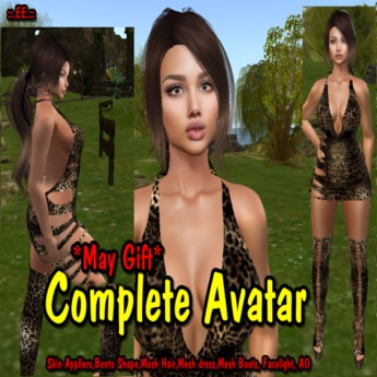 ::.EE.:: Complete Avatar *May Gift 2019*