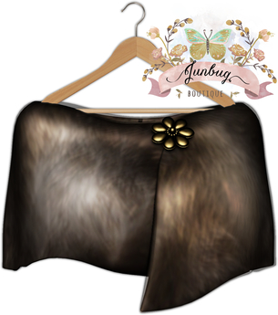 *{Junbug}* Vintage Fur Wraps Complete Set
