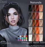{Limerence} Dani hair-Naturals