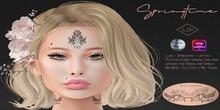 Lush - Springtime - Face Tattoo - Genus & Omega