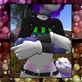 Kemono Toon gloves