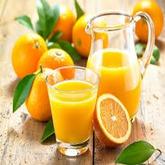 DFS Orange Juice Tray