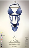 [sYs] MATIRA bodysuit (body mesh) - blue