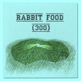 DFS Rabbit Food (300) {ITEMS}