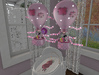 CJ Music Box Ballon Mother+Daughter - Mary Poppins