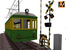 [Zakkaya] City Tram Mk108