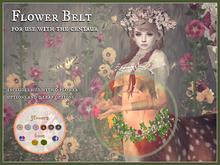 Jinx : Flower Belt for Centaur