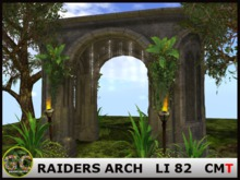 RAIDERS ARCH