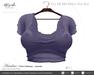 ~Nerido~ Ariadna T-Shirt(Maitreya)-Lavender