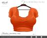 ~Nerido~ Ariadna T-Shirt(Maitreya)-Orange