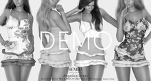 Seniha. Angelica Dress // Demo