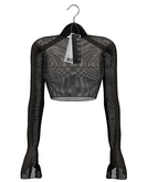Rowne.Imade Lace Top - Onyx