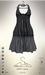 [sYs] MATY dress  (body mesh) - black