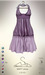 [sYs] MATY dress  (body mesh) - lilas