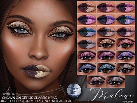 Sintiklia. - Makeup Praline(Genus)