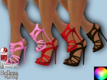 .. ::: W & W ::: .. Shoes + HUD all colors