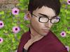 Rectangular glasses 04