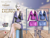 ::TD:: Marina Mesh Outfit ~ 11 Textures HUD DEMO