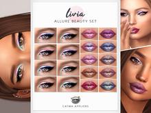 LIVIA Allure Eyeshadow & Lips [CATWA]