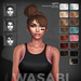 Wasabi // Lefty Mesh Hair - Basics