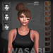 Wasabi // Lefty Mesh Hair - Browns