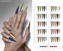 Ascendant - Dirty Money Nails Fatpack