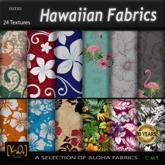 [K.O.] - Hawaiian Fabrics - 24 Textures