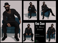 [HB] King Chair (Wear)
