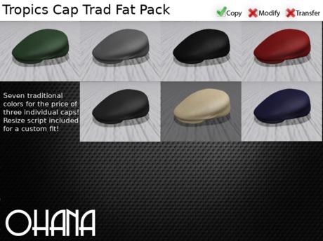 Ohana Tropics Trad Fat Pack