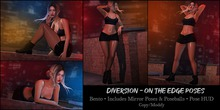 Diversion - On The Edge Poses