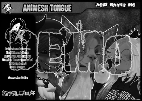 <AR> Animesh Tongue (DEMO)