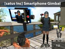 [satus Inc] Smartphone Gimbal