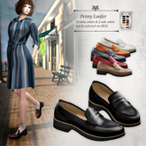 S@BBiA::Penny Loafers