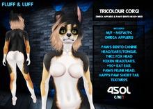 F&L - Corgi - Omega Applier Mod - Tricolour