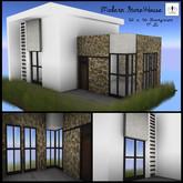 The Jewel Garden - Modern Store\House