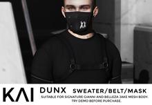 KAI - mask Dunx