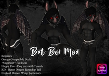 Bat Boi Omega Mod