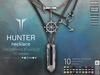 **RE** Hunter Necklace *Engravable* Unisex