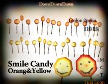 DDD_Smile Candy_orange&yellow