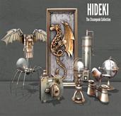 HIDEKI - Steampunk Moon