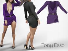 Tony Esso - Sofia (Violet)